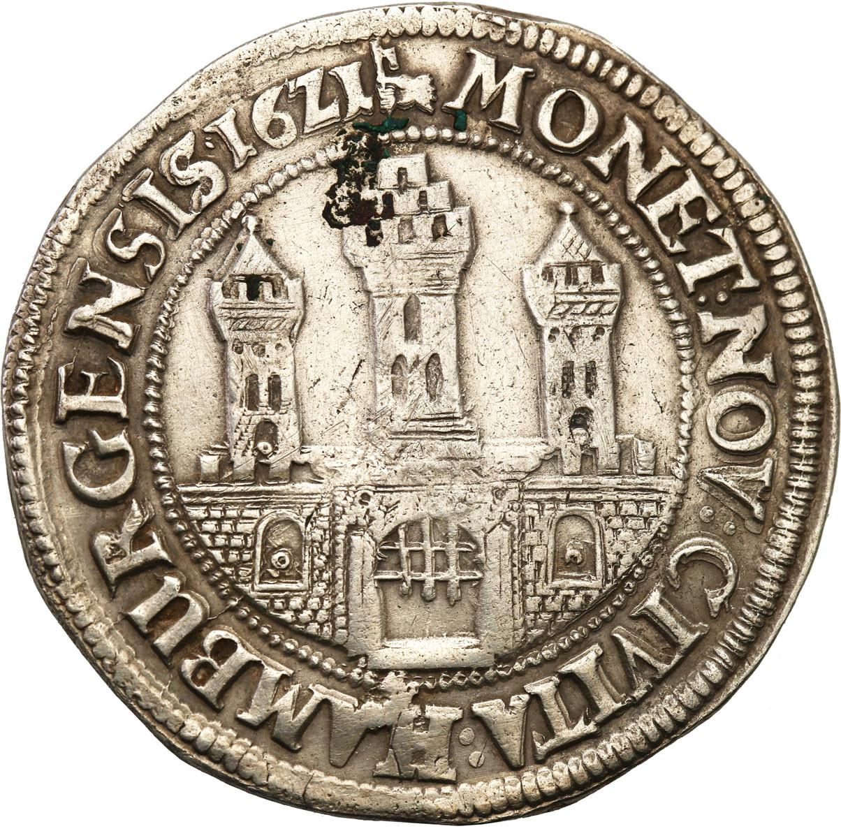 Niemcy Hamburg talar 1621 st.3