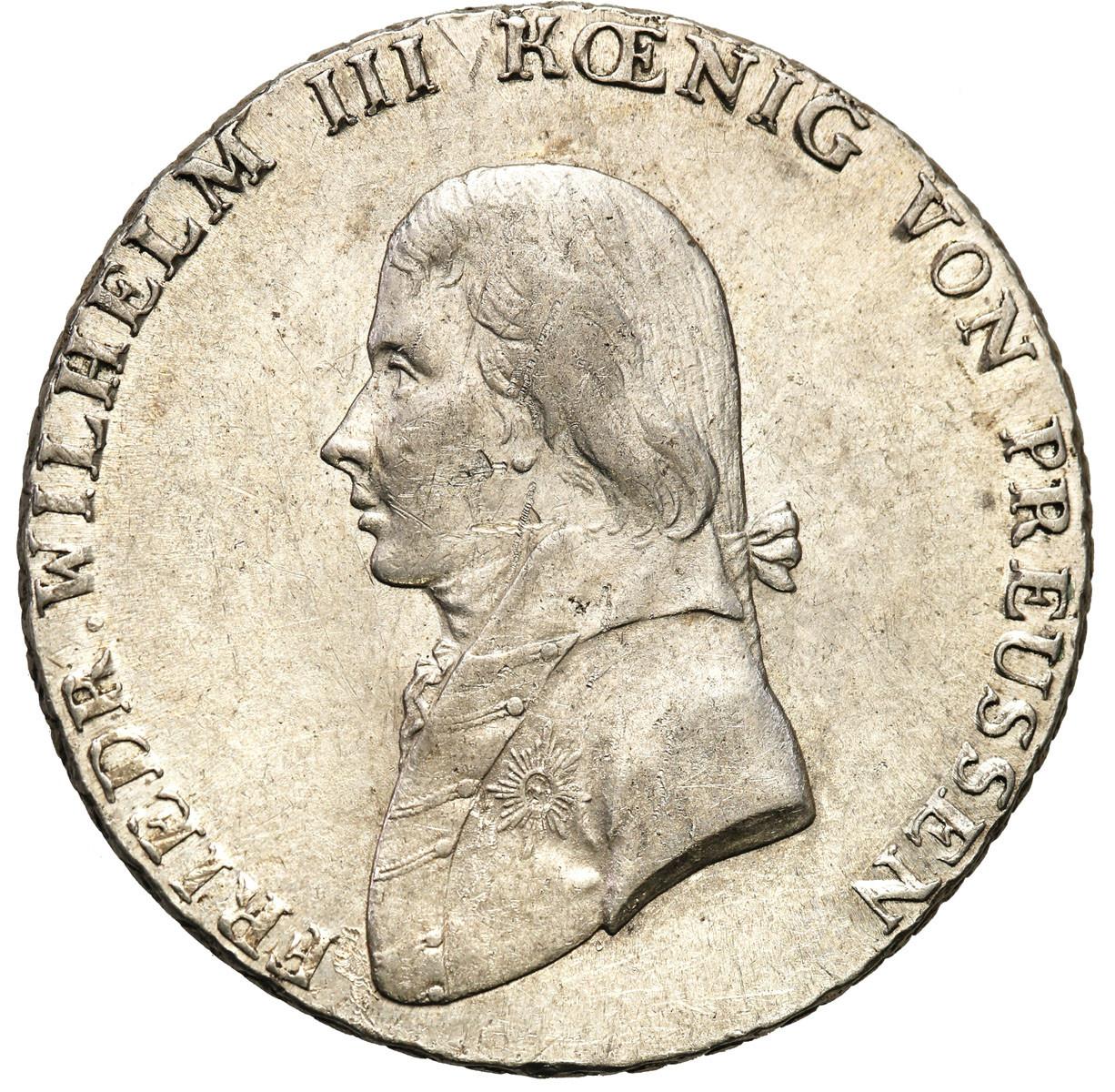 Niemcy Prusy Fryderyk Wilhelm talar 1802 A Berlin st. 2