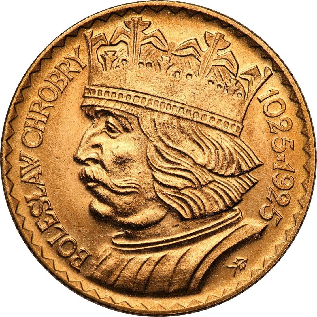 II RP. 10 złotych 1925 Chrobry