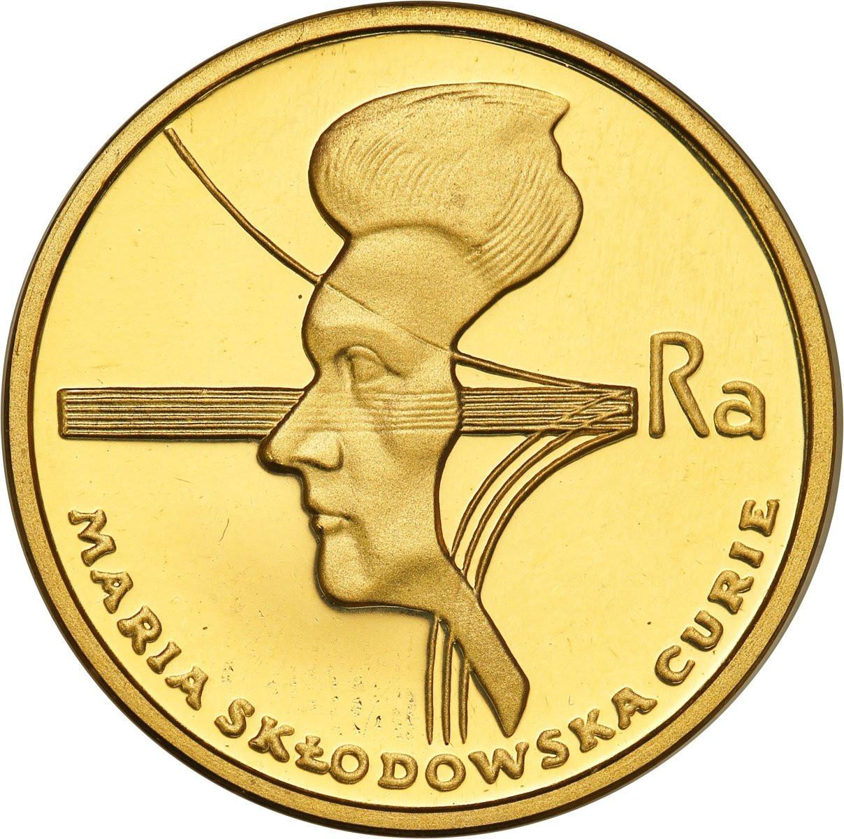 PRL. 2000 złotych 1979 Maria Skłodowska-Curie