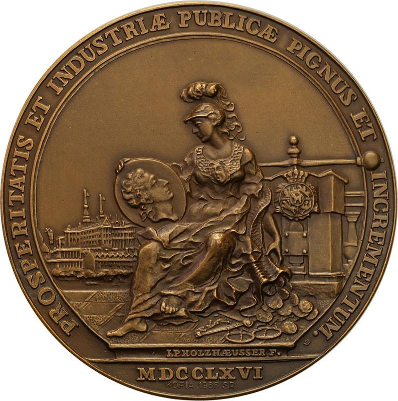 Medal 200 lat Mennicy 1966 st.1
