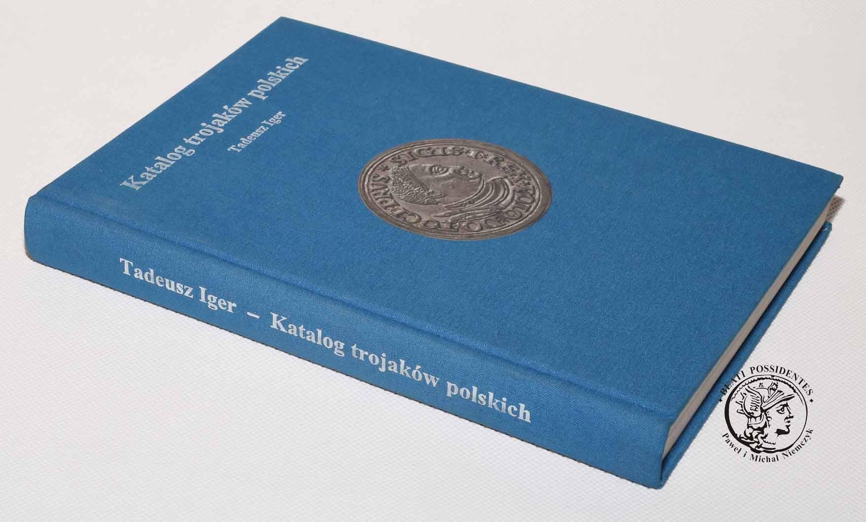 Tadeusz Iger - Katalog trojaków polskich