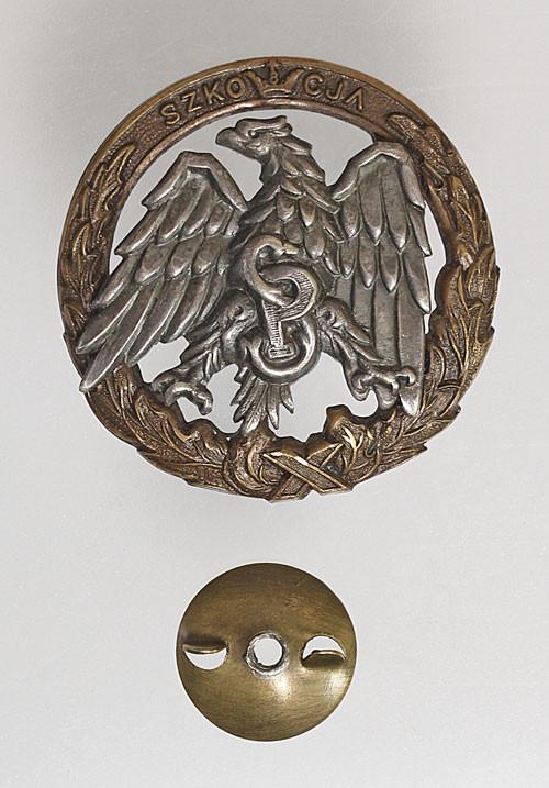 Odznaka Szkoły Podchorążych Piechoty i Kawalerii Zmotoryzowanej