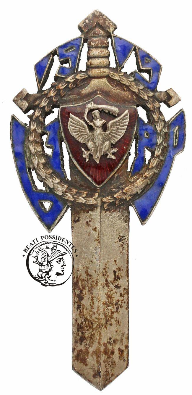 Odznaka 63 Toruńskiego Pułku Piechoty