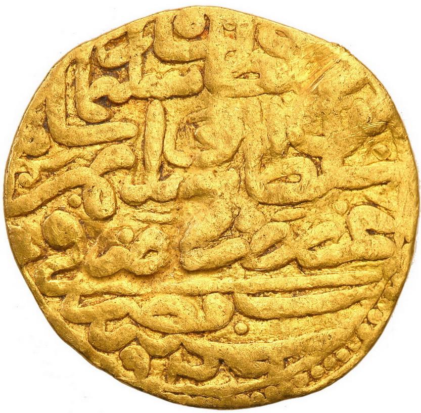 Turcja. Suleiman I 1 Sultani Ah 926 (1520) st. 3+