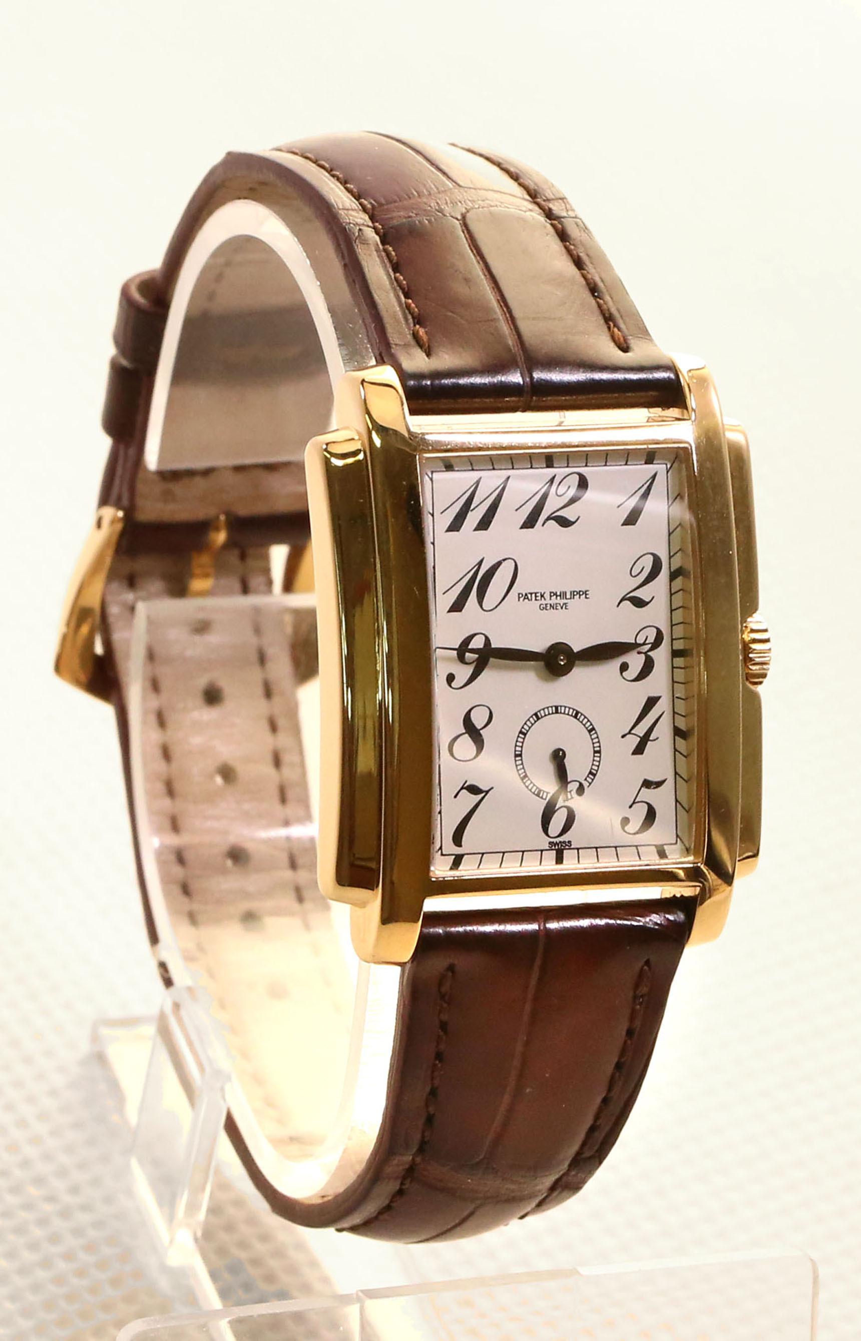 Zegarek Patek Philippe Gondolo Złoty - Ref. 5024