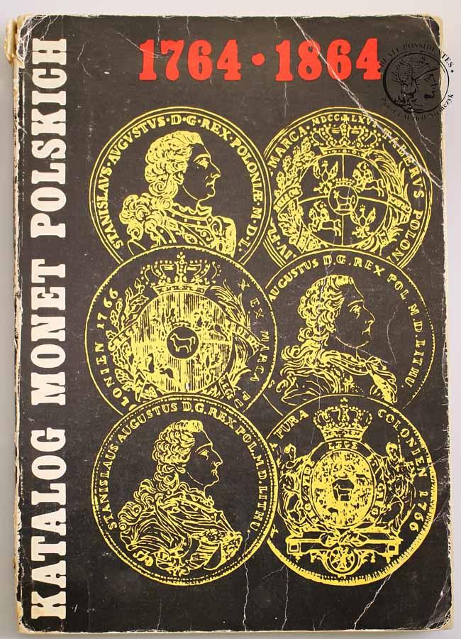 Katalog Monet Polskich 1764-1864 Kopicki i Kamiński
