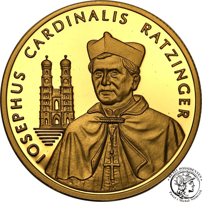 Somalia 25 szylingów 2005 Benedykt XVI (1/4 uncji złota) st.L
