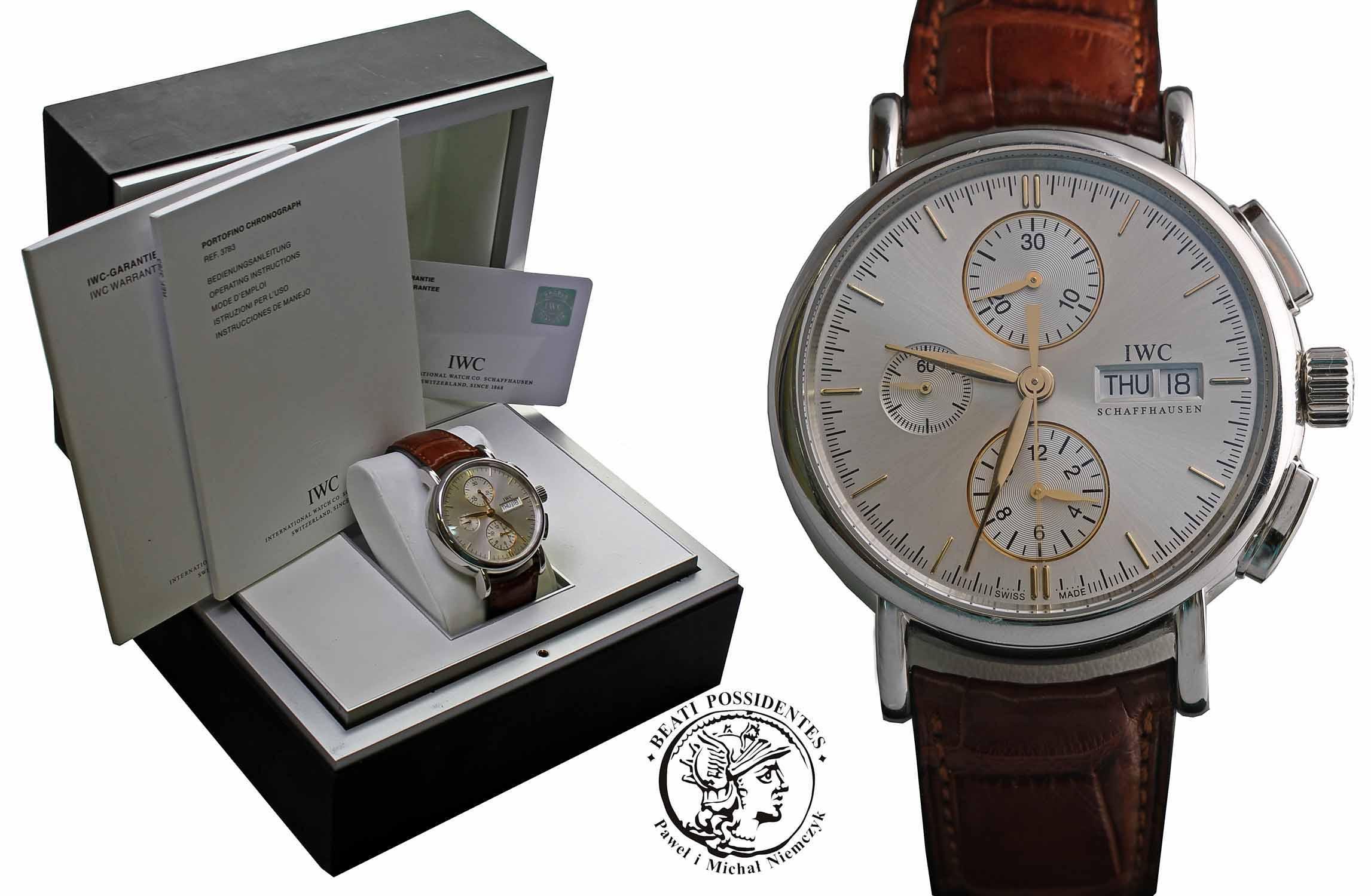 Zegarek IWC Portofino Automatik Chronograph IW378302