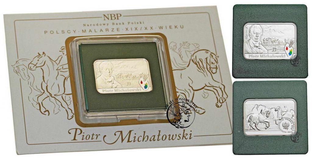 20 złotych 2012 Piotr Michałowski st.L