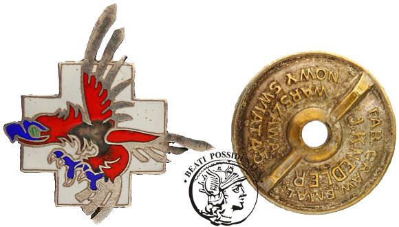 Odznaka 151 eskadry myśliwskiej 5 Pułku Lotniczego